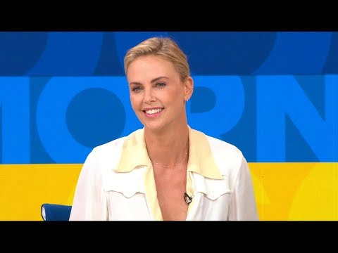Thumbnail: Charlize Theron on playing an empowered female protagonist: 'I had to work my booty off'
