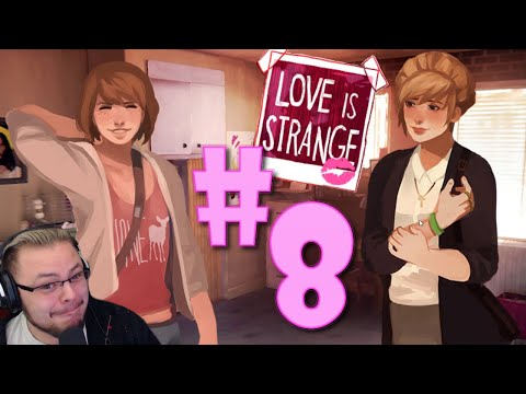 Love Is Strange | Full Game Episode 8 | Kate's End | Contagious Blushing!
