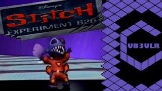 Stitch: Experiment 626 - Cub3ulr
