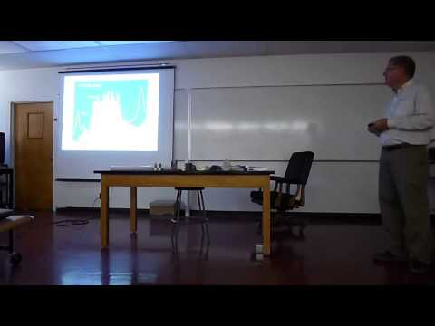 GEOS Seminar Series: Richard Perry