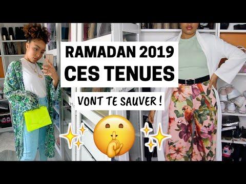 RAMADAN : ASTUCES POUR RESTER STYLÉ MAIS COUVERTE ! 🤗   + try on haul