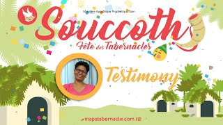 SOUCCOTH 2020 - Manuella's Testimony