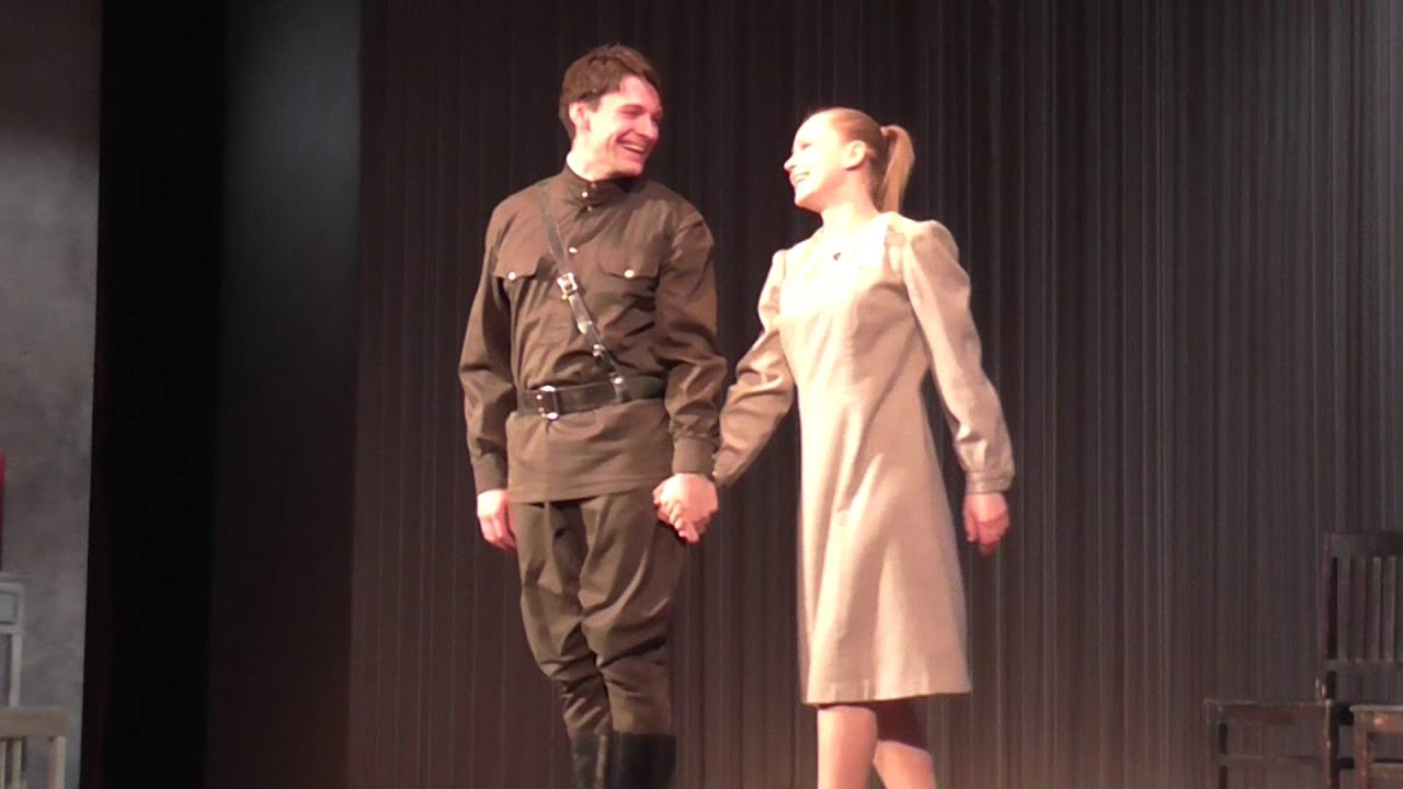 Спектакль варшавская мелодия с юлией пересильд скачать