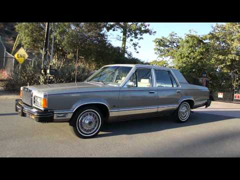 1982 Ford Granada GL 1 Owner 30K Orig Miles XLNT Classic Youngtimer