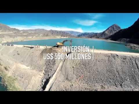 Histórico: Se cerró la compuerta de Punta Negra y el dique comenzó a llenarse