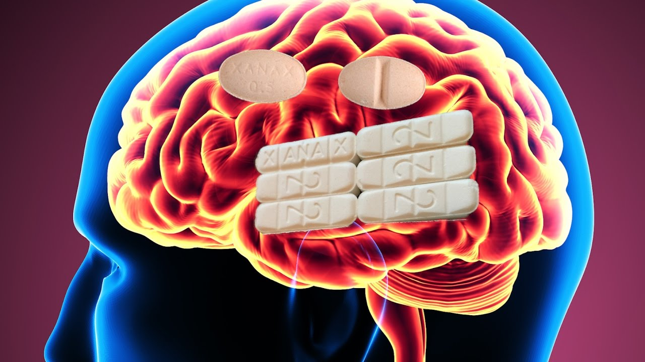 This Is What Happens To Your Brain When You Take Xanax Youtube
