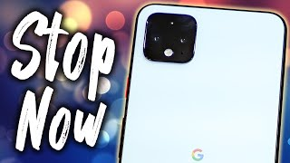 The Google Pixel 4 XL - STOP Hating! | Review