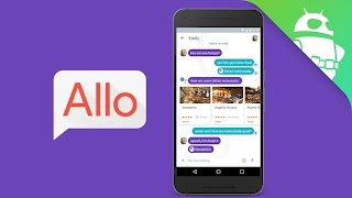 Google Allo   Friends might see your search history!