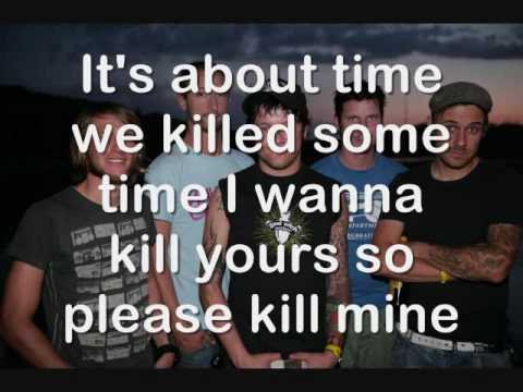 Donots - Out of Line (lyrics)