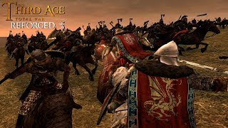 THE STRONGEST WILL RULE THE REALM OF MEN (Free For All) - Third Age: Total War (Reforged)