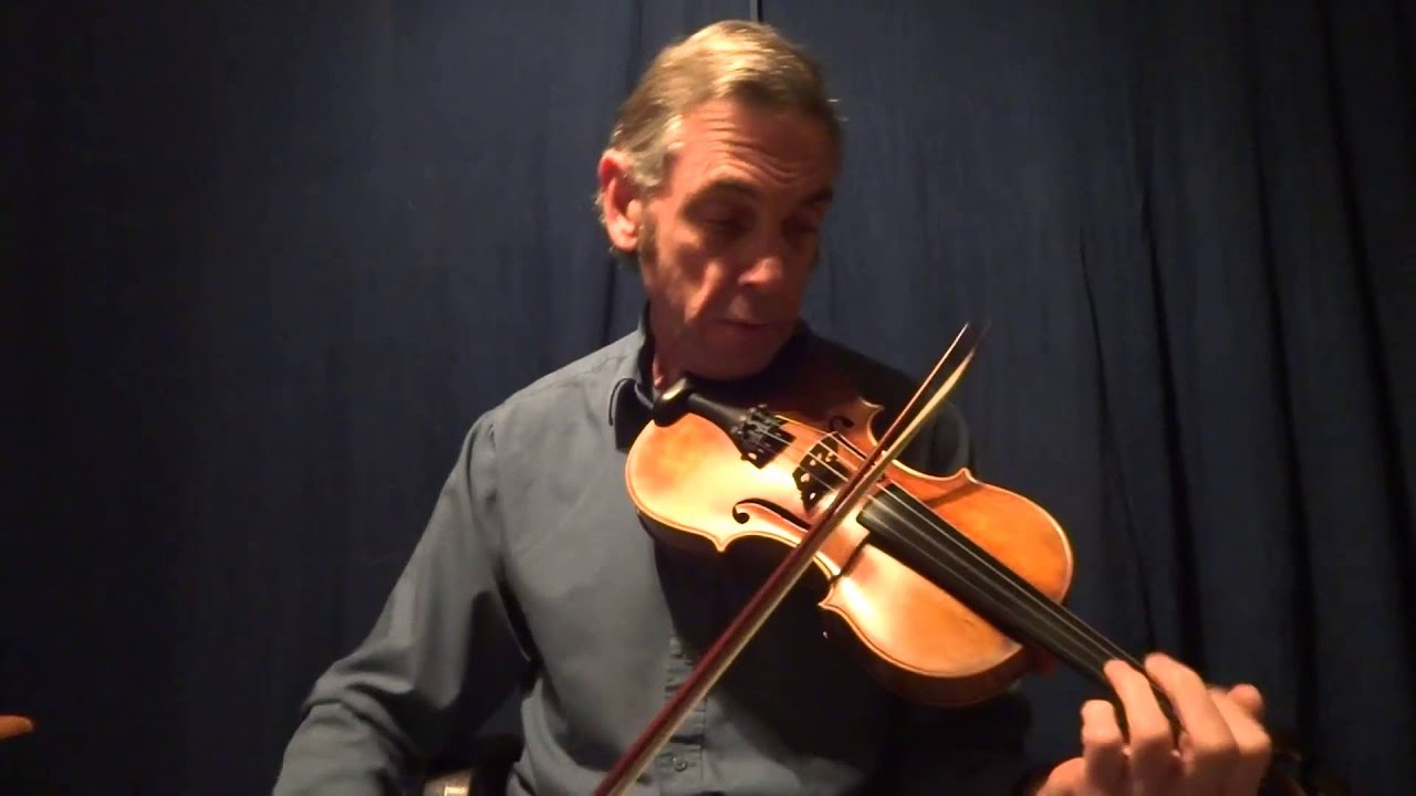 Flowers Of Glasgow Old Time Fiddle Tune Youtube