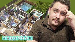 TENTEI FAZER O DESAFIO: CADA CÔMODO UMA EXPANSÃO│Slow Build│The Sims 4