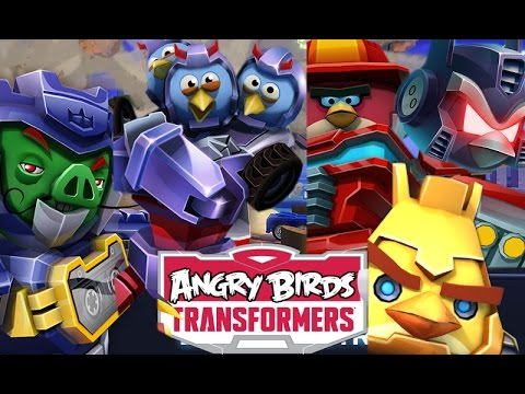 Angry Birds Transformers - Apps on Google Play