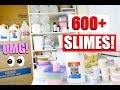 THE BIGGEST SLIME ROOM TOUR + GIVEAWAY!🌈🍑