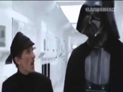 El bananero  SuperAmigasos  Darth Vader  300