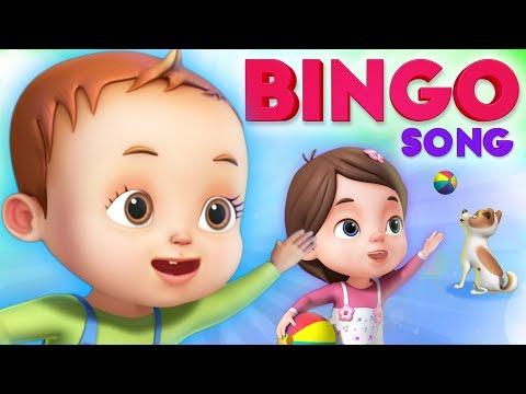 Bingo - Dog Song | Videogyan 3D Rhymes | Baby Ronnie Rhymes | Kids Songs and Baby Rhymes