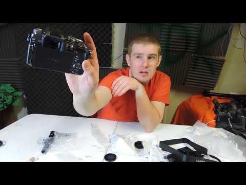 Unboxing PANASONIC LUMIX DMC-G7KS 4K Mirrorless Camera
