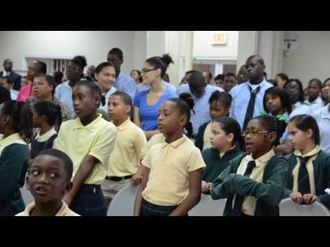 Cayman Academy Consecration Service