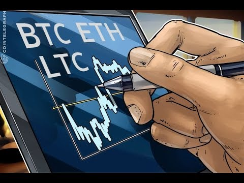 Litecoin & Bitcoin Forecast Update! BULL