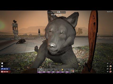 7 Days To Die Alpha 16 - Puppies! - Part 30