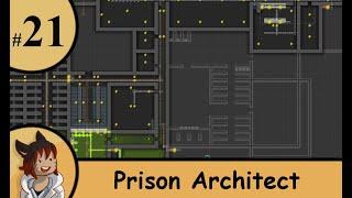 Prison architect part 21 - power out