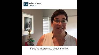 Give the gift of certificates from the Interview Coach