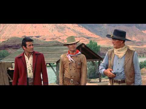 The Comancheros is listed (or ranked) 45 on the list The Best Western Movies