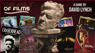 A Game by David Lynch The Cult of Films Commander Night