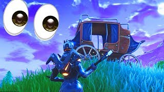 CARRIAGE APPEARS IN MOISTY MIRE! FORTNITE SEASON 5 BATTLE PASS PIRATE LEAK!