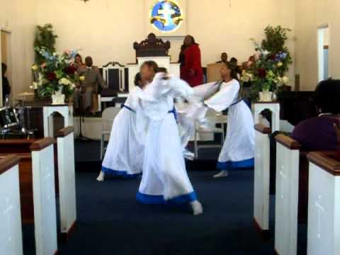 praise dance I believe ( James Fortune & Fiya)