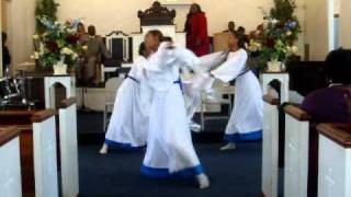 praise dance I believe ( James Fortune & Fiya)