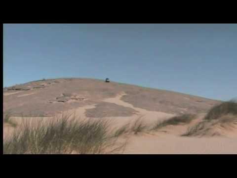 Western Sahara-Mauritania desert: free driving, free spirit