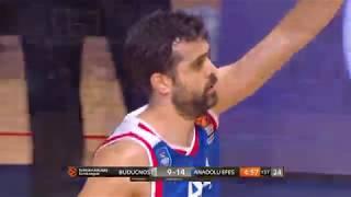 21.03.2019 / Buducnost Voli - Anadolu Efes / Krunoslav Simon