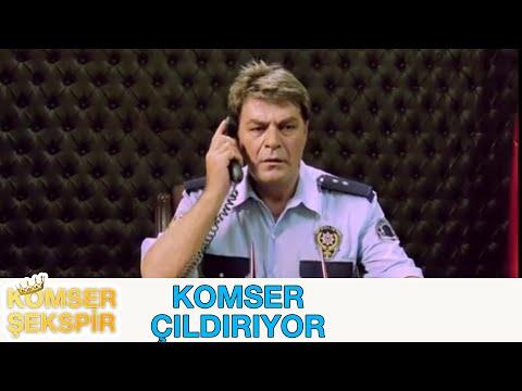 KOMSER ŞEKSPİR - Komser Çıldırıyor