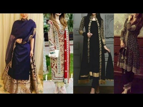 Beautiful Partywear Dress Collection|Latest Dress Collection|Beautiful You