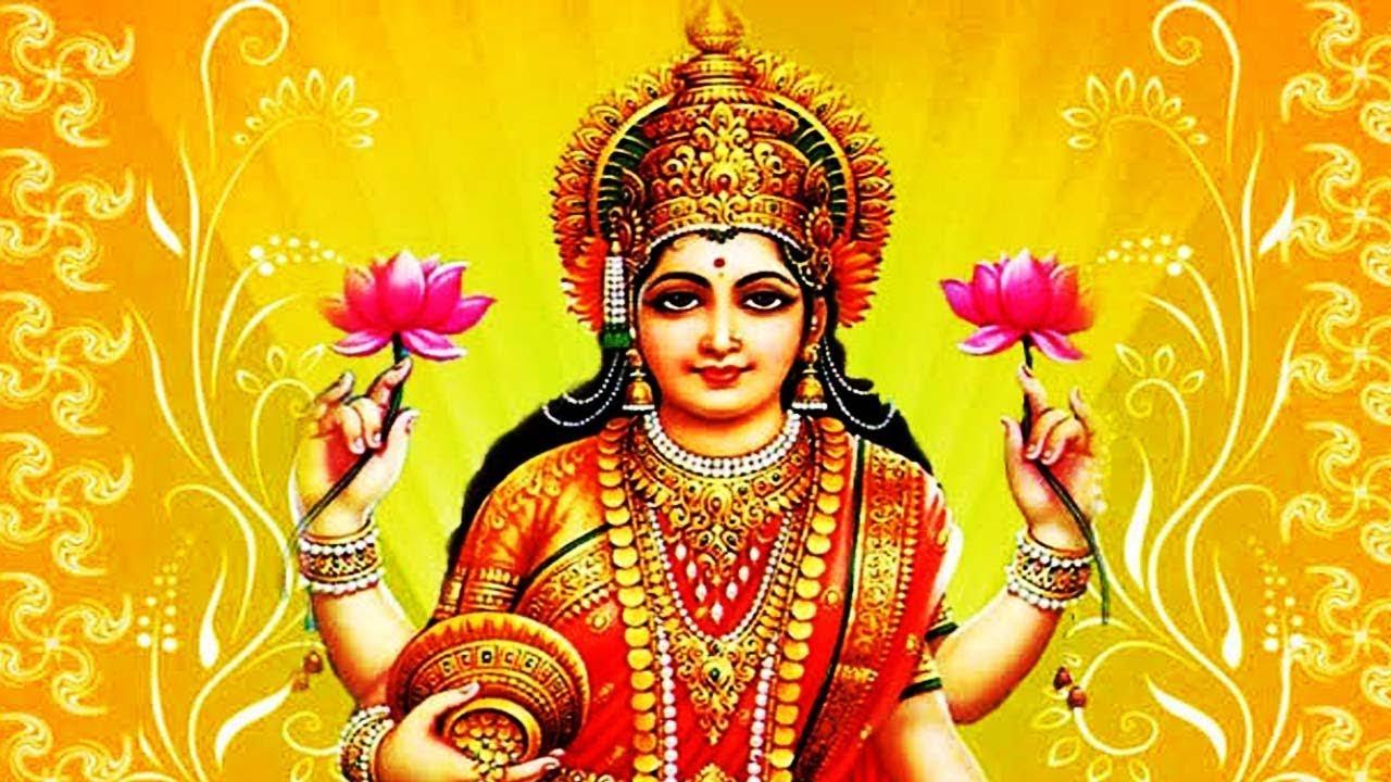 Lakshmi Gayathri Mantra - Japa Mantra 108 - Sanskrit Spiritual