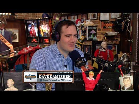 Dave Dameshek on The Dan Patrick Show (Full Interview) 2/10/16