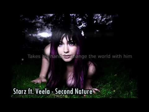 Starz ft Veela - Second Nature HD (Lyrics in Video)