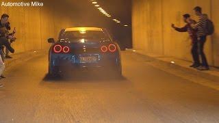 Super car Accelerations #20 | Cars & Coffee Düsseldorf | Ford GT, Shmee150, Alpha9 & more