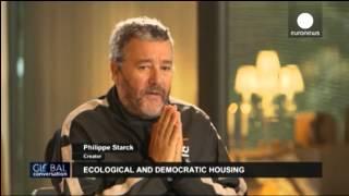 Entrevista al diseñador Philippe Starck 2014