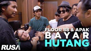 Cover images HUTANG - Apak Dan Floor 88 Beri Balasan Pada Falique!