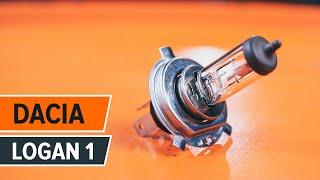 Byta Framlykta bi-xenon och halogen gör-det-själv - video online