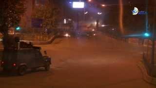 Cizre'de YDG-H polisle çatıştı polis ateş açtı