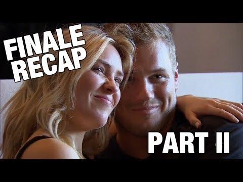 The Bachelor Finale Breakdown Colton's Season (Part II)