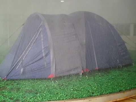 Diamantina Escape Duo Dome Wind and Rain Pressure Test & Diamantina Escape Duo Dome Wind and Rain Pressure Test - YouTube