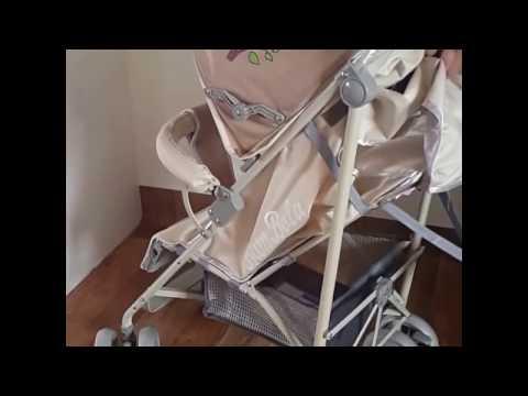 Прогулочная коляска трость Bambola 6.5 кг