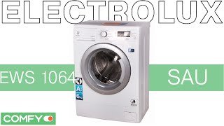 Electrolux EWS 1064 - пральна машина з класом енергоспоживання А+++- Відеодемонстрації від Comfy