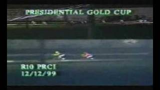 ramon guce hobby 1999 presidential gold cup race