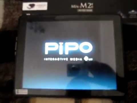 pipo m2 3g not work.mp4