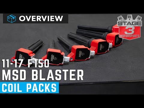 ford-f150-msd-blaster-coil-packs-overview